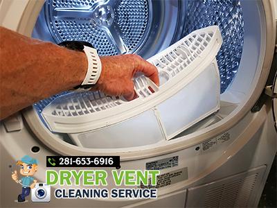 How do I deep clean my dryer lint screen?