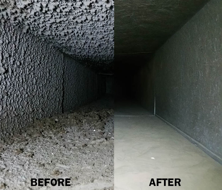 How Can I Tell If There Is Mold In My Air Ducts?