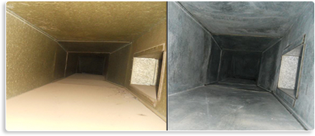 The Best Air Duct Cleaning Results