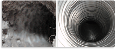 The Best Dryer vent Cleaning Results