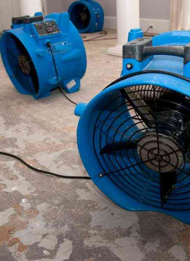 Professional Water Damage Restoration