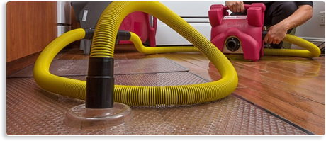 water removal and restoration